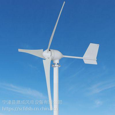 大型工厂用并网风力发电机 一小时发50度电风力发电机