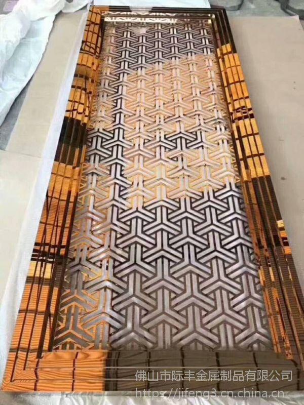中式不锈钢屏风,天津中式不锈钢花格