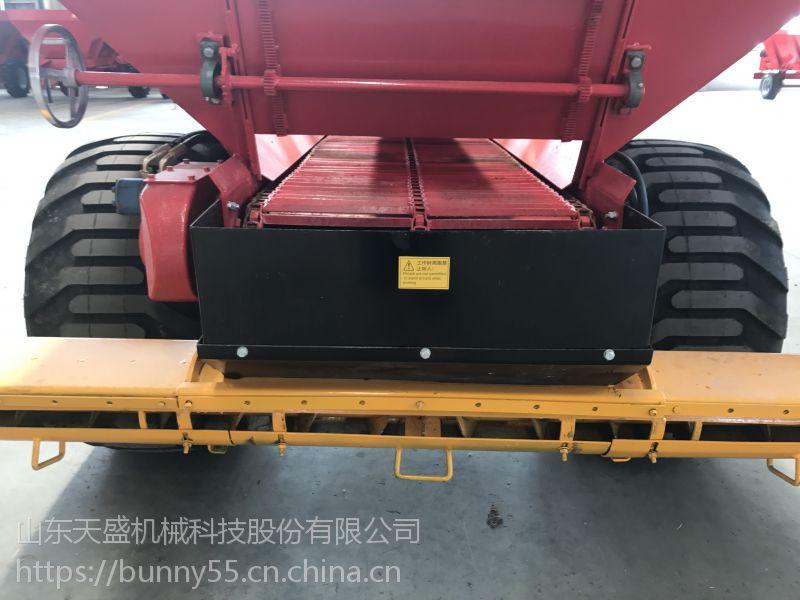 天盛供应2FGB-2.5YJ2.6粉肥、颗粒肥、沙子、石灰等后绞龙撒肥机