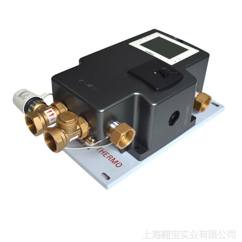 英国森威尔地暖混水中心包邮地热地暖专用循环水泵混水设备SMU-10
