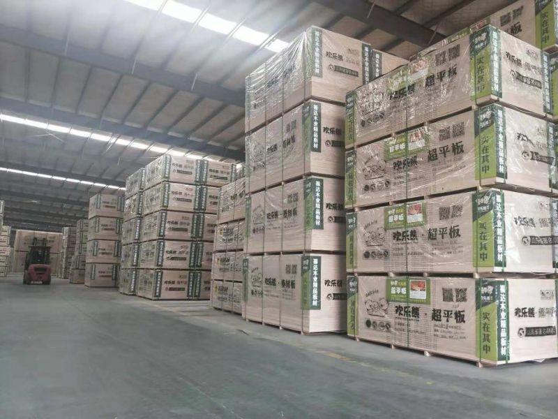 品牌厂家直销多层板胶合板家具板生态板