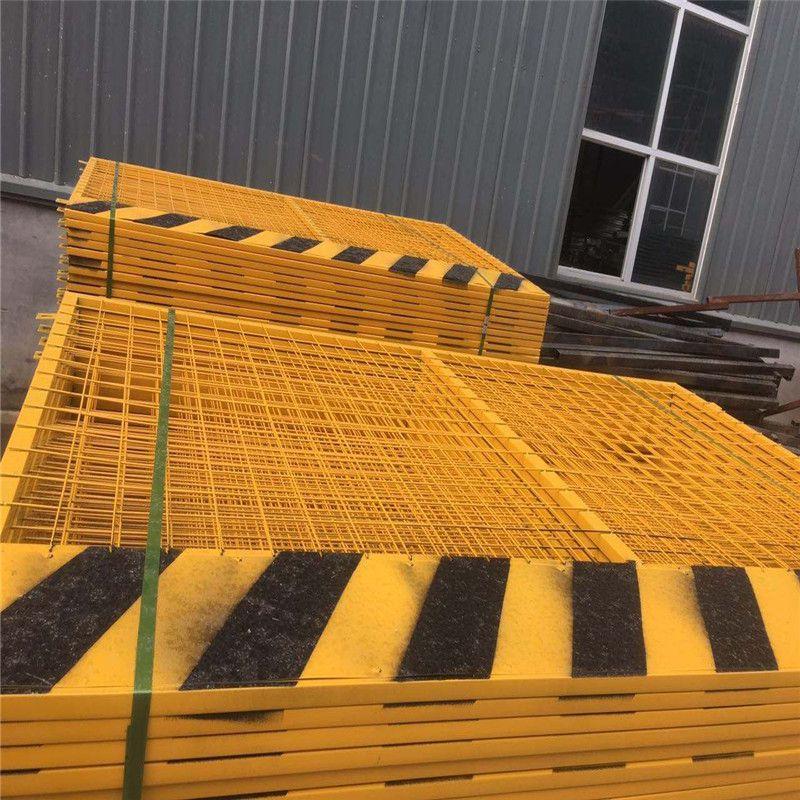 安全警示围栏 基坑临边护栏 施工隔离网