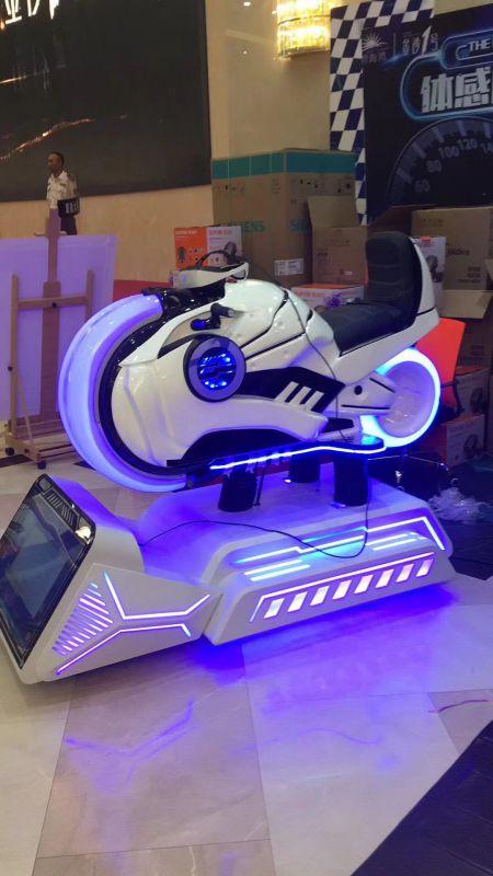 上海VR摩托车出租 VR摩托车租赁 VR暖场设备供应