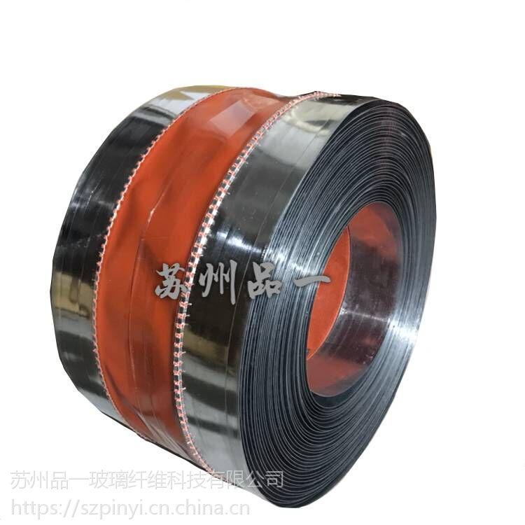 品一风机防火软接 硅玻钛金软连接 角钢共板空调防震软接