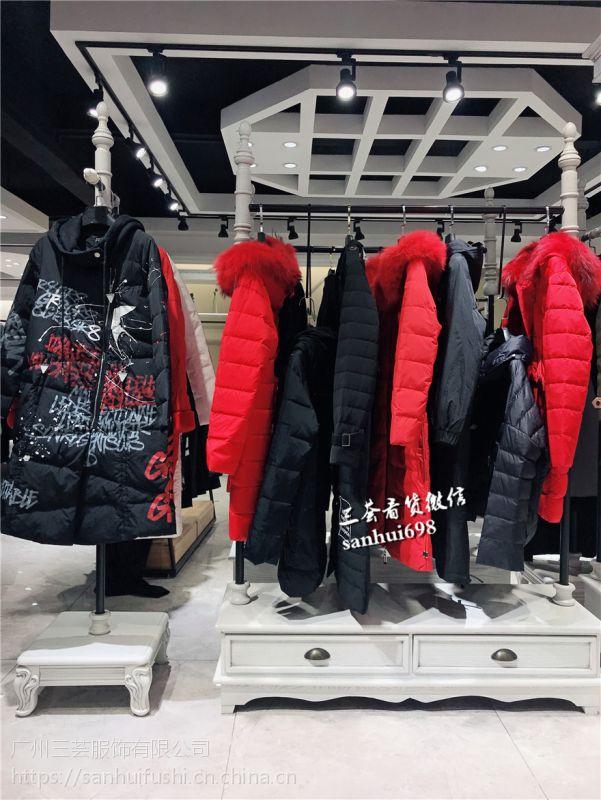 上海设计师品牌E.SIGNET女装折扣货源
