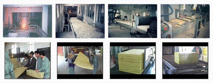 隔墙专用保温岩棉板批量价优 优质外墙专用岩棉复合板AQ09