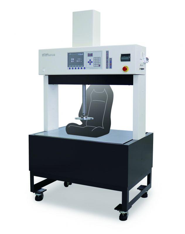 日本进口UFT系列汽车座椅泡棉特性测试试验机 泡棉特性曲线试