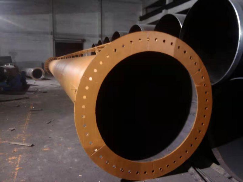 生产 佛山螺旋管 佛山螺旋钢管厂 螺旋管防腐加工