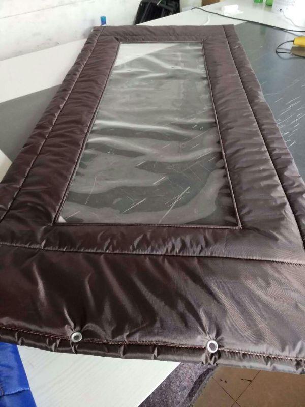 长期供应优质冬季防寒保温棉门帘
