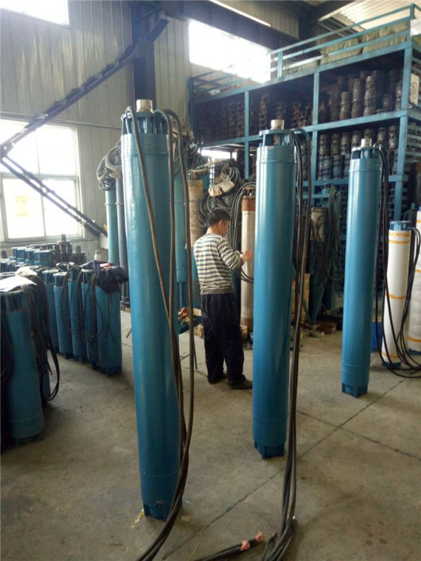高扬程潜水泵_温泉井用热水深井泵_大流量高扬程深井泵1500米