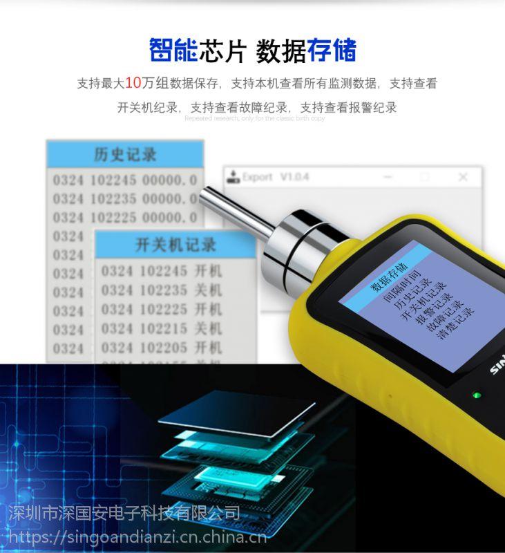 粮仓熏蒸监测专用硫酰氟检测仪出货