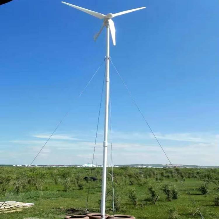四川成都晟成2000W风力发电机 2018中大促2KW高性能工厂用风力发电机