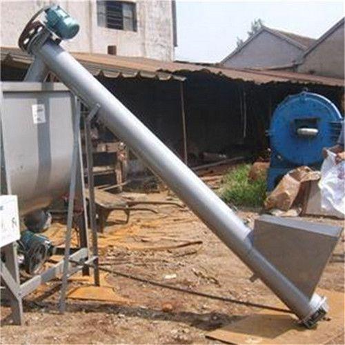 螺旋输送机规格型号大提升量 非标定制绞龙提升机海南