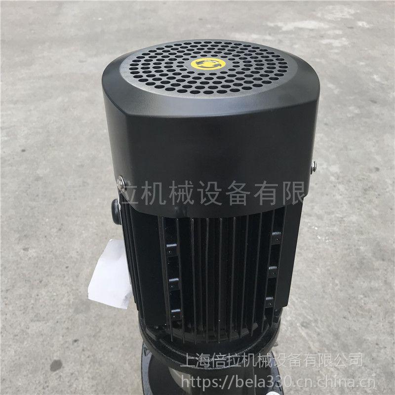 倍拉空调循环泵CDL4-5B水泵