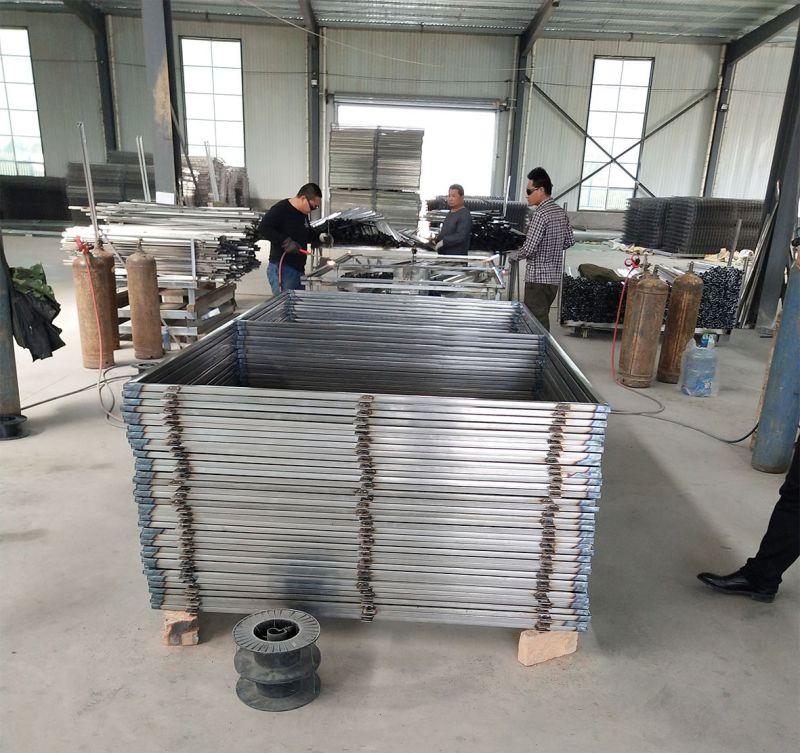 框架边框护栏 双边护栏网生产厂家