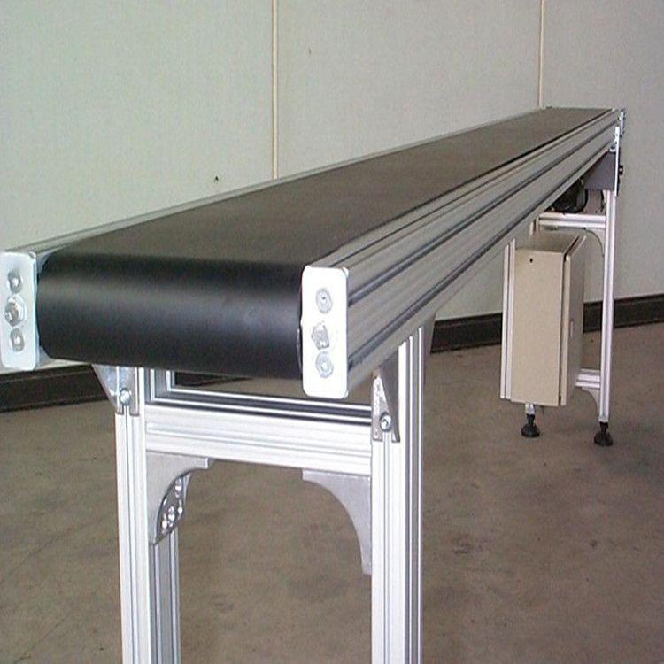 工业铝型材输送机行走式 食品专用输送机攀枝花