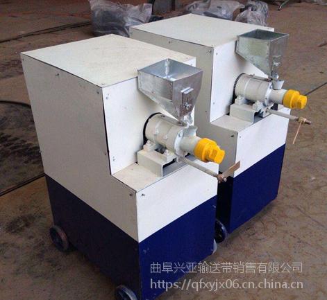 宠物膨化机 多功能膨化机加工动力强劲香港