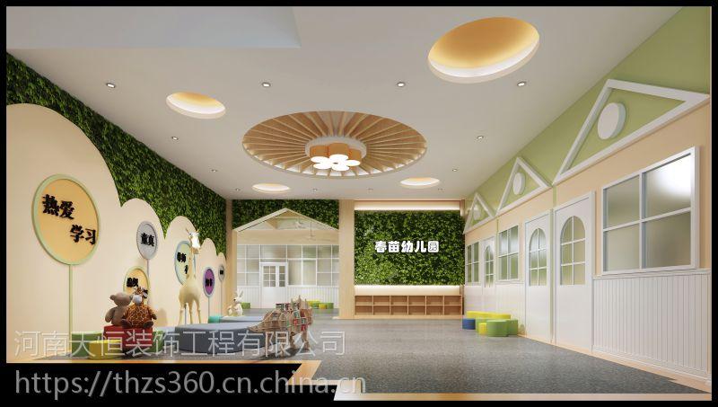 郑州高端幼儿园设计,理念决定未来发展!