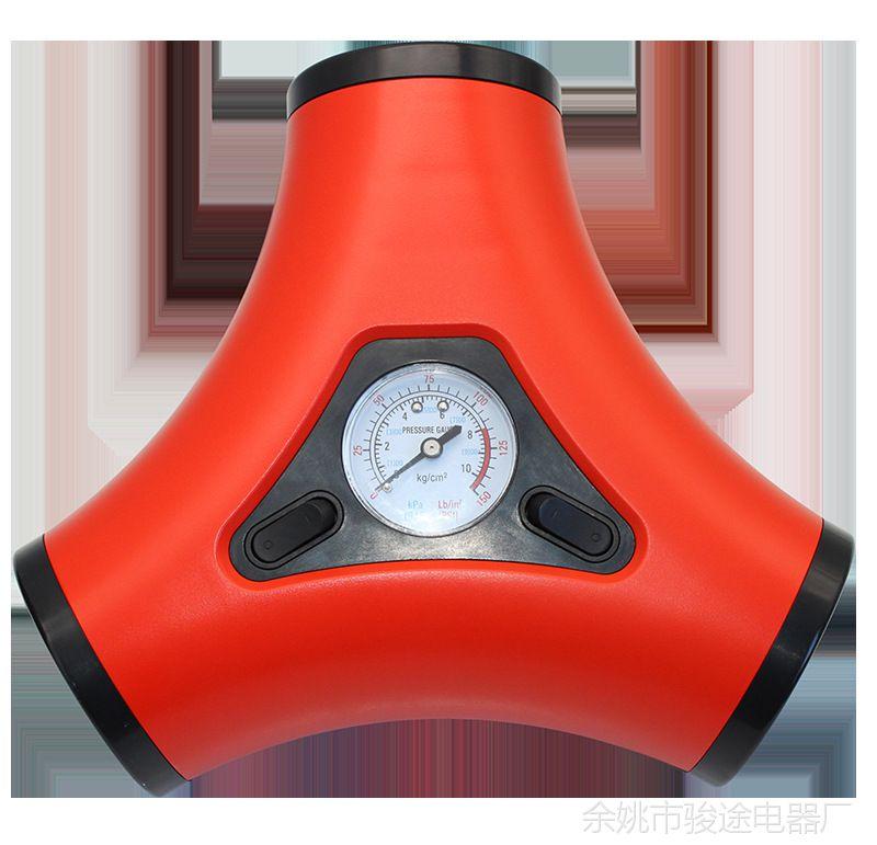 车载充气泵汽车打气泵车用12v电动便携式应急轮胎充气泵车用气泵