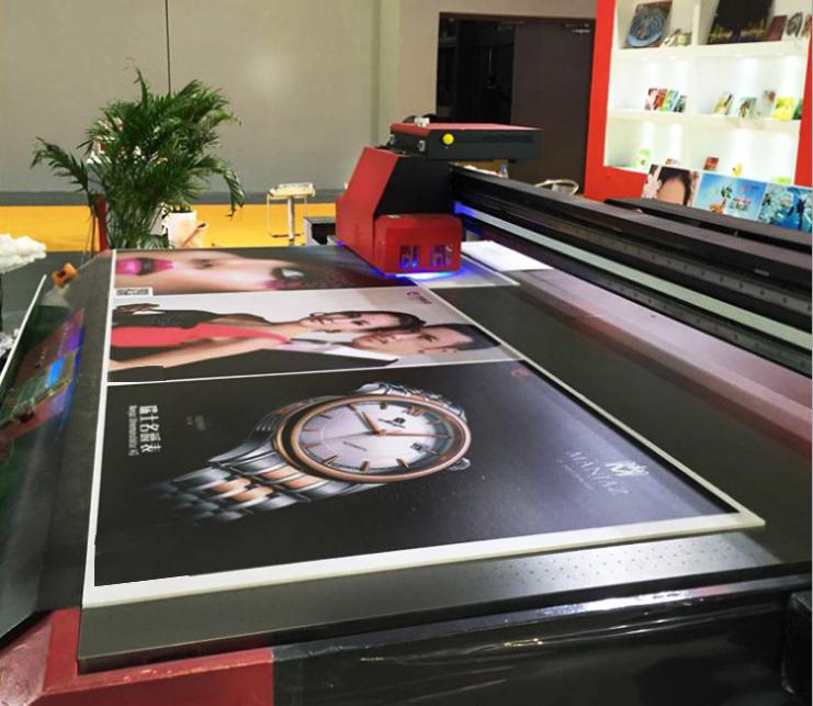 二手迈创2513理光uv平板打印机