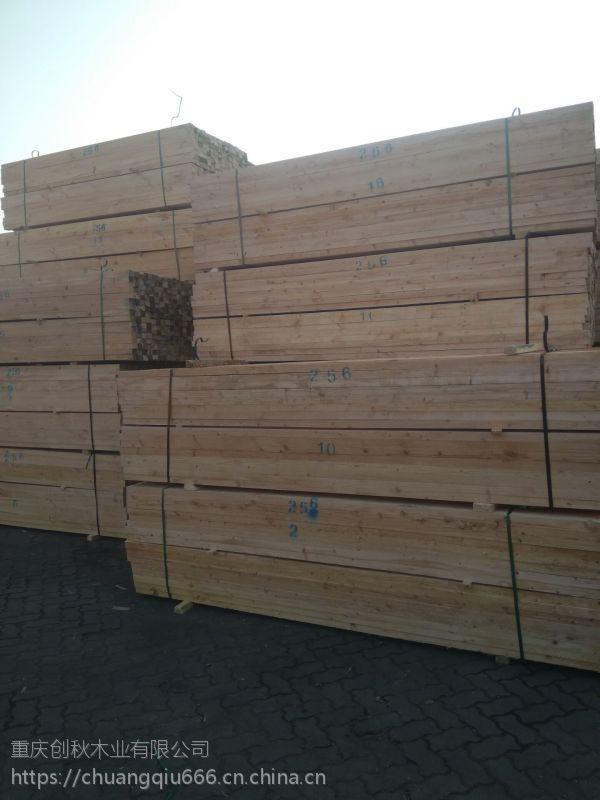 张掖建筑木方批发场