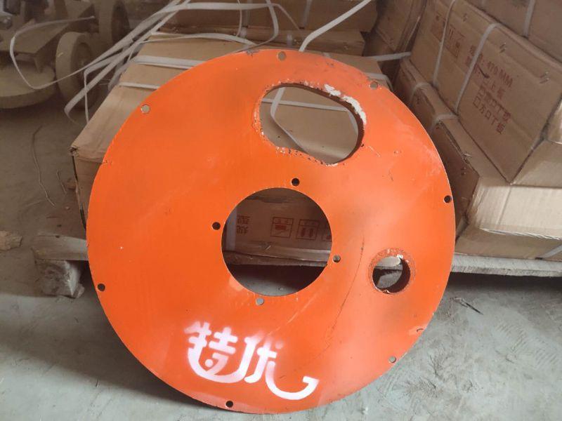 东恒机械P-6喷浆机配件结合板