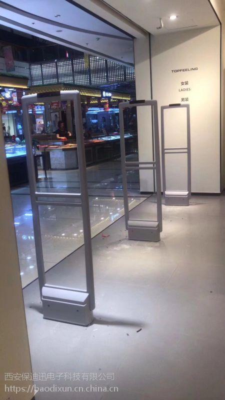 陕西西安超市安检门,服装店防盗磁扣门