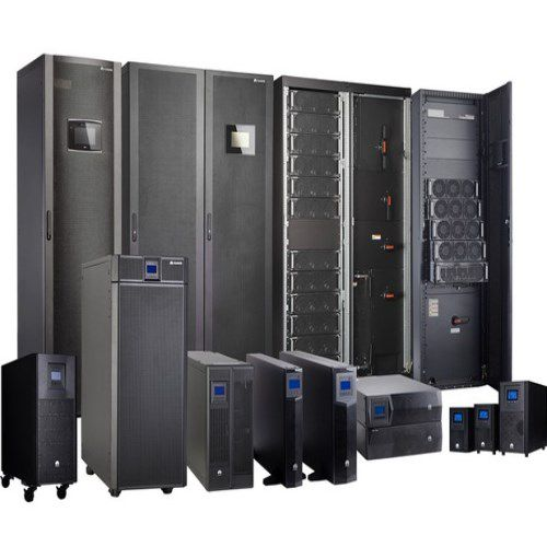 华为UPS电源UPS5000-A系列视频介绍