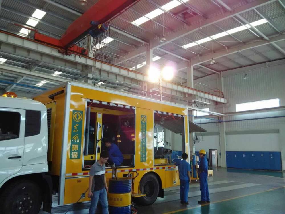 车载升降照明灯安装效果视频-上海河圣安全设备有限公司