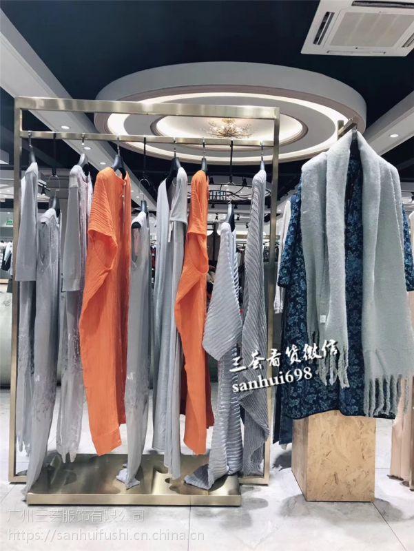 时尚优雅女装诺娜莉nuna lie品牌尾货货源