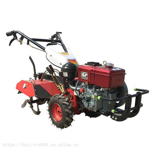 开沟机 宏程多功能柴油开沟机 果园多用途旋耕机厂家