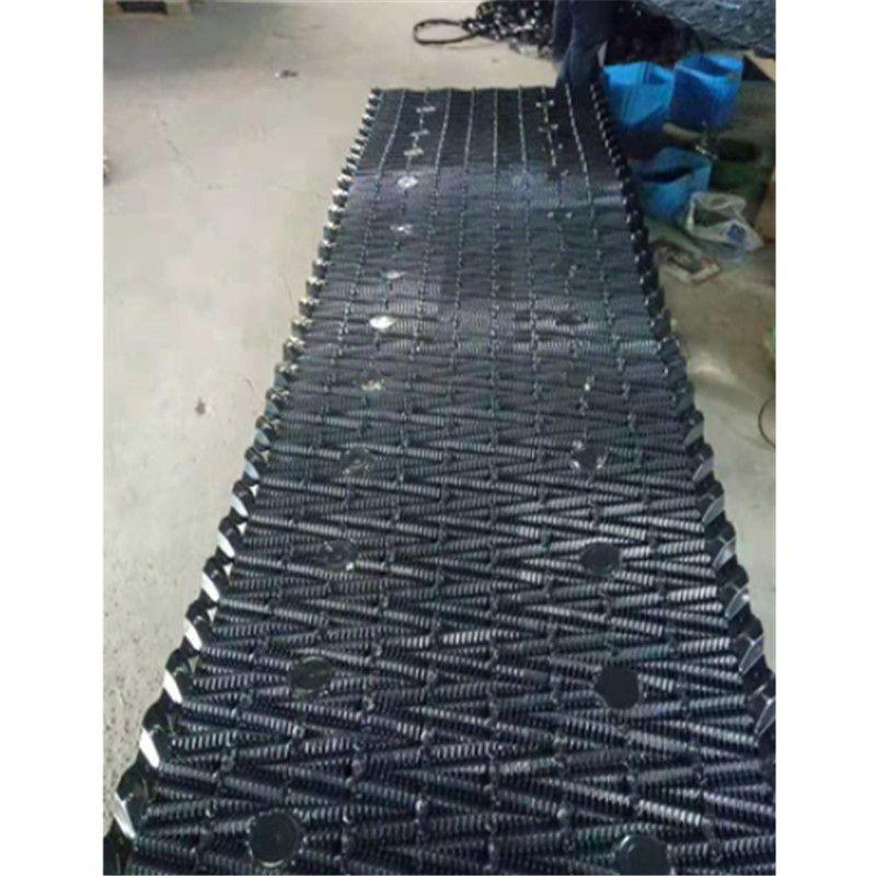 专业定制冷却塔异型填料 灰色PVC 冷却塔胶片 各种型号尺寸填料 品牌华庆