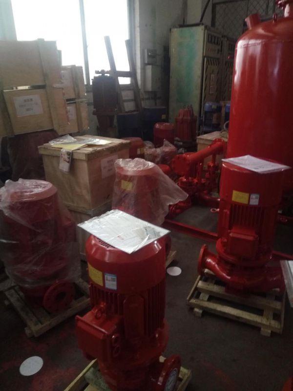 XBD-L立式单级消防,立式多级消防泵,消防管道泵