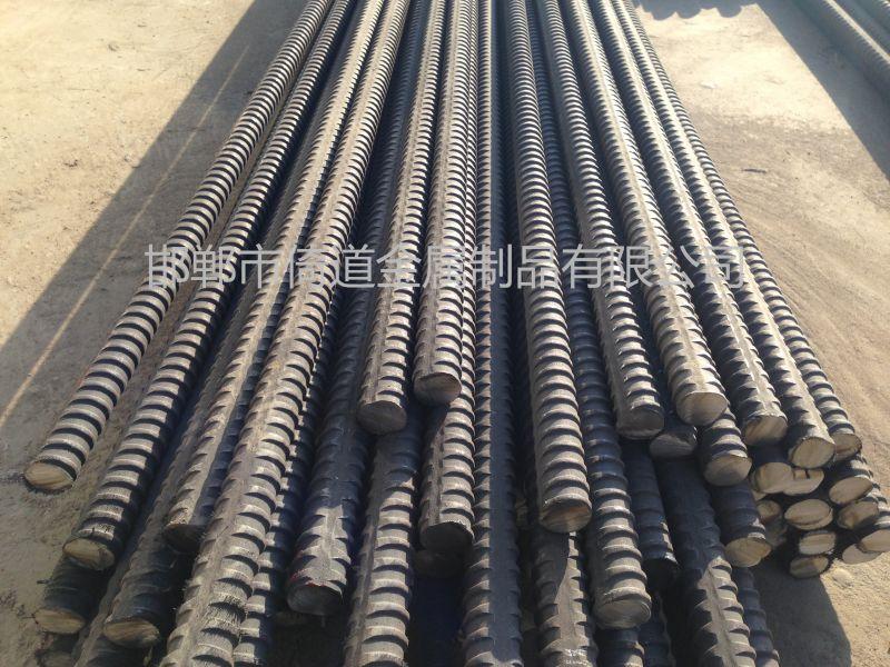 专业生产PSB830精轧螺纹钢及配套锚具厂家