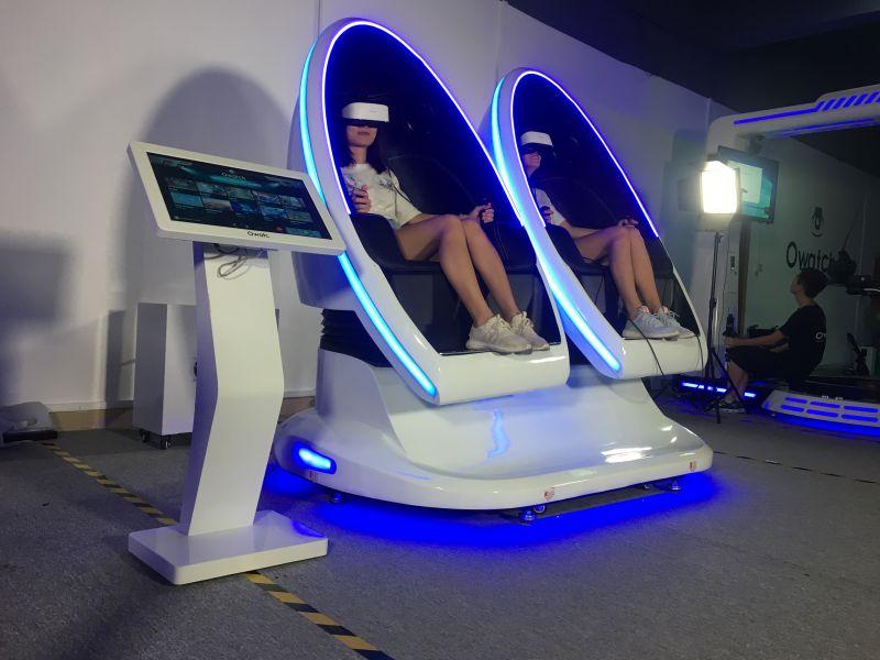 9dVR虚拟现实-蛋椅