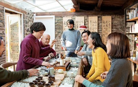 "Airbnb 爱彼迎:今年,带父母在旅行的""家""中过特色新年"