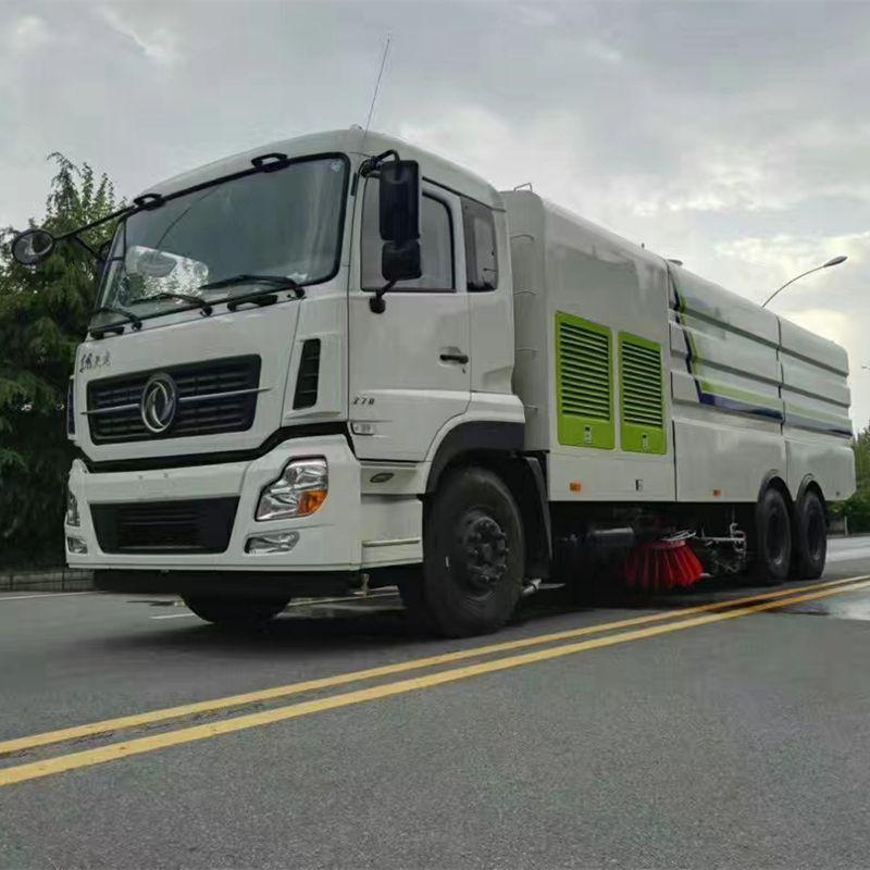 供应25吨清扫车 东风天龙 洗扫车DFH1250TSX型 价格优惠 !