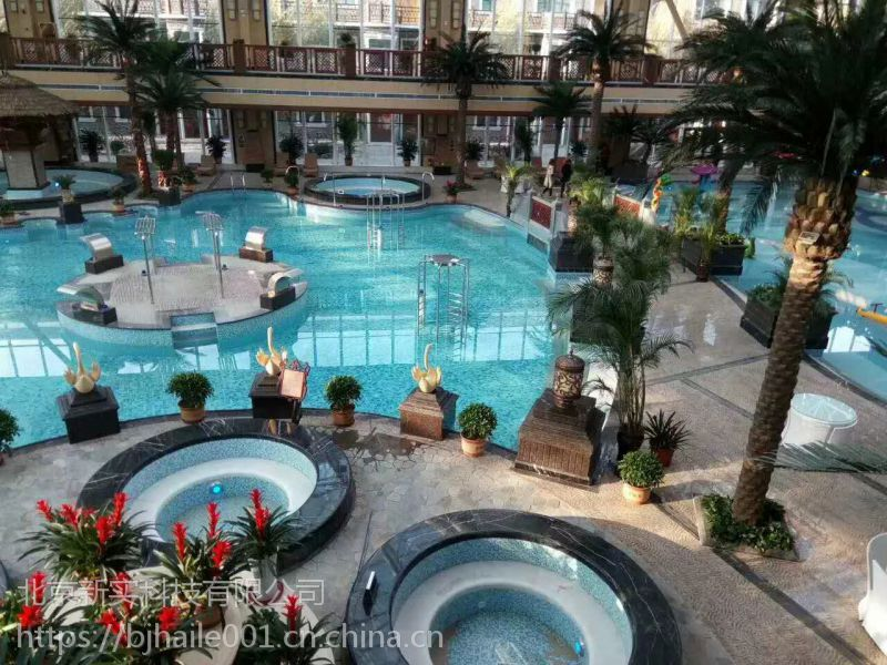 室内游泳池除湿设备安装