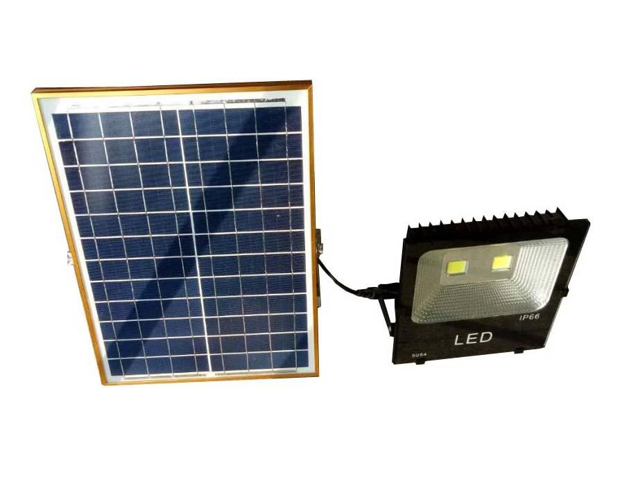 太阳能LED泛光灯100W