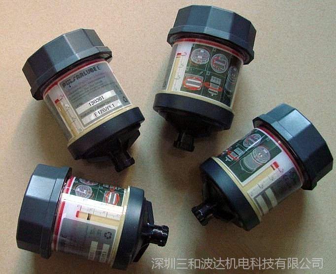 自动注油器Pulsarlube E120 帕尔萨电化学驱动加脂器 一次性使用