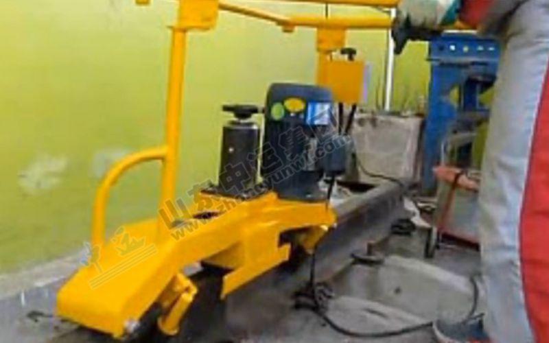 钢轨打磨机在线视频观看