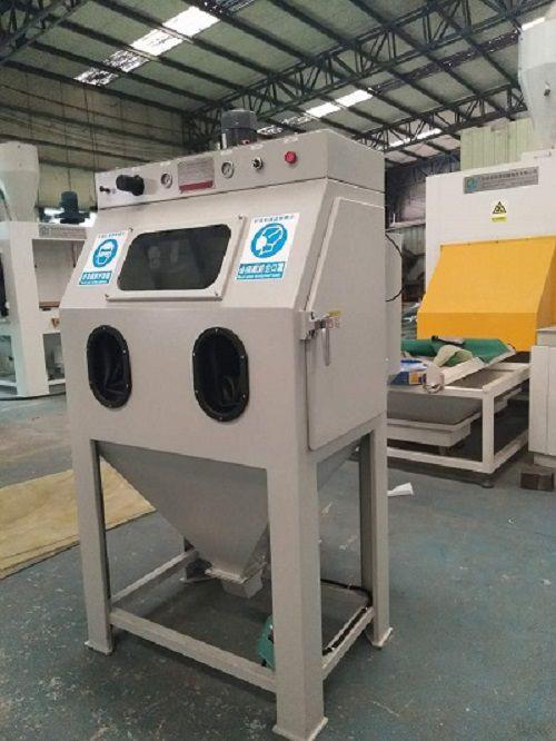 环保型手动喷砂机_模具手动喷砂机_手动液体喷砂机