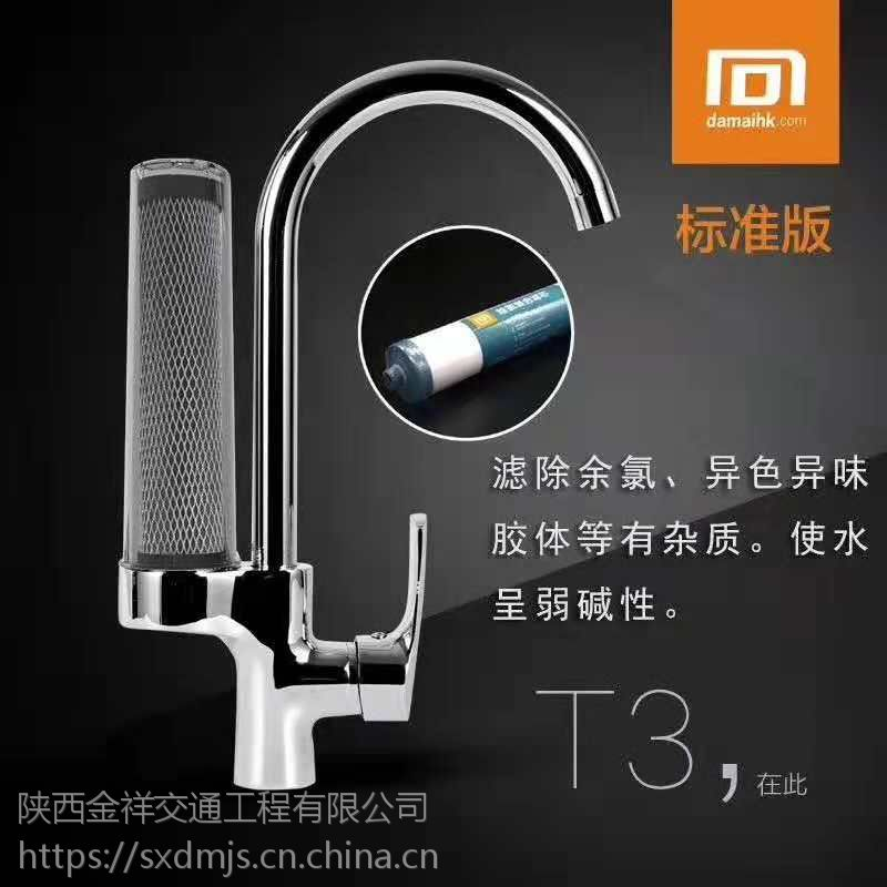 大迈净水龙头 DM-T3 厨房菜盆冷热净水 矿物质水