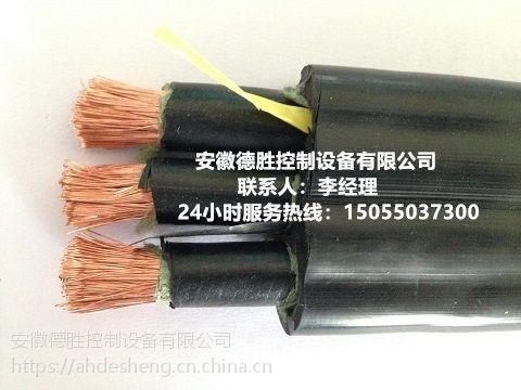 德胜JGGR硅橡胶绝缘硅橡胶护套移动用安装软线2*150mm2性价比高的