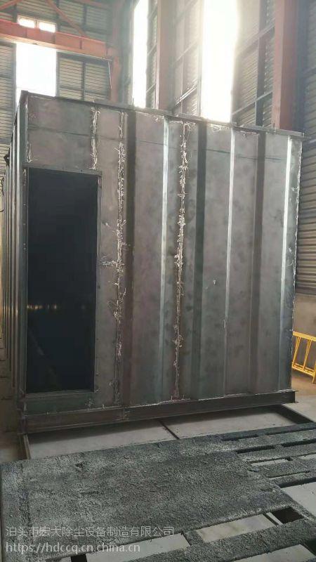 供应寒冷地区新产品铜铝板带生产线气箱式脉冲布袋除尘器