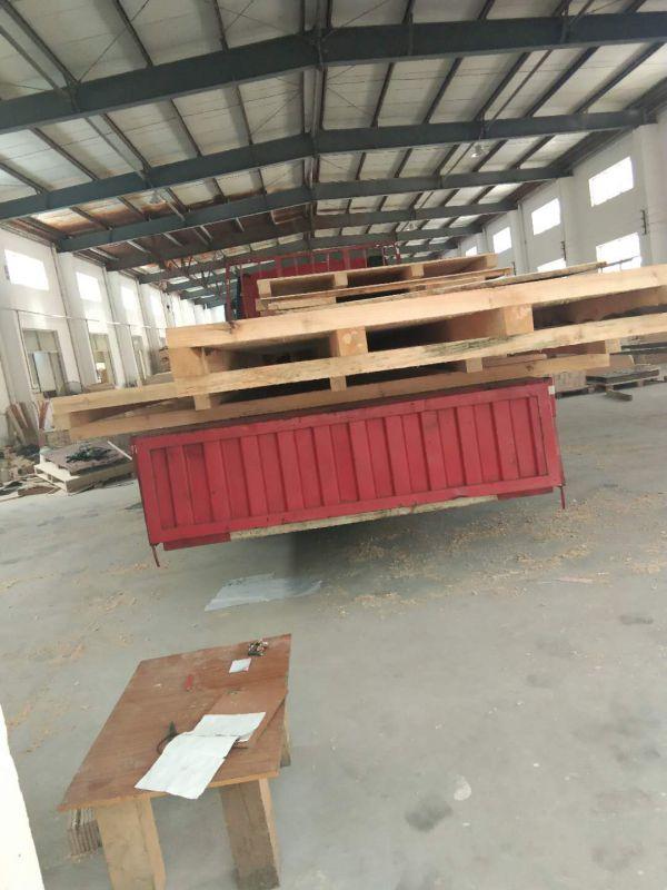 厂家直销  真空木包装箱  物流周转包装箱  大型机械木包装