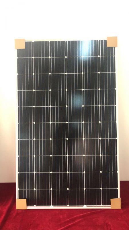 出口欧洲地区375W瓦单晶硅太阳能板生产流水线