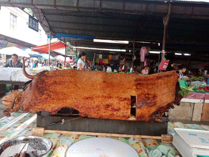 大爆料!脆皮烤猪的做法,烤大猪配方