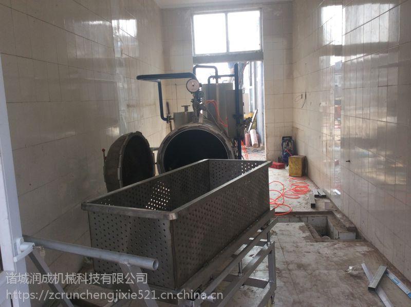 黑龙江无害化处理设备 死猪病死猪处理机器