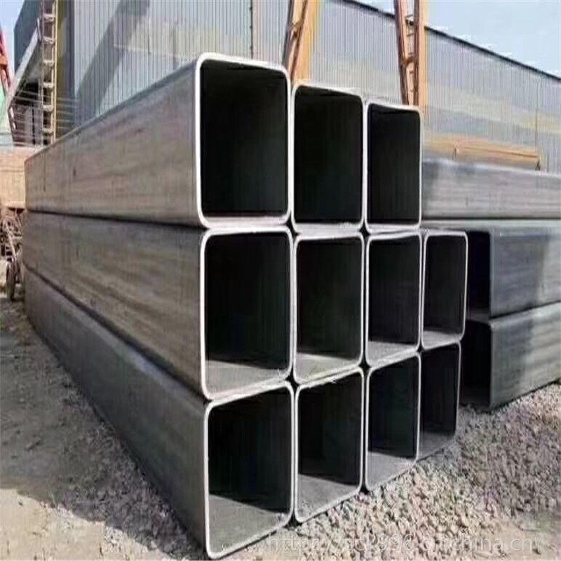 武汉GB6728-2002 黑方管 Q235B幕墙方管现货供应